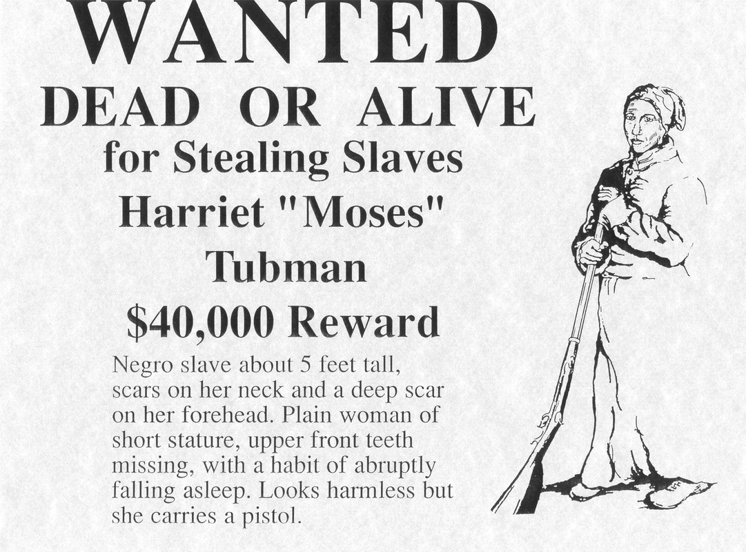 Harriet Tubman Timeline From Birth To Death - Viewing Gallery