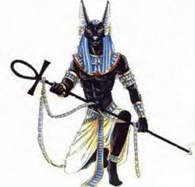 Mystical Tales of Anubis, the Ancient Egyptian God of the Dead