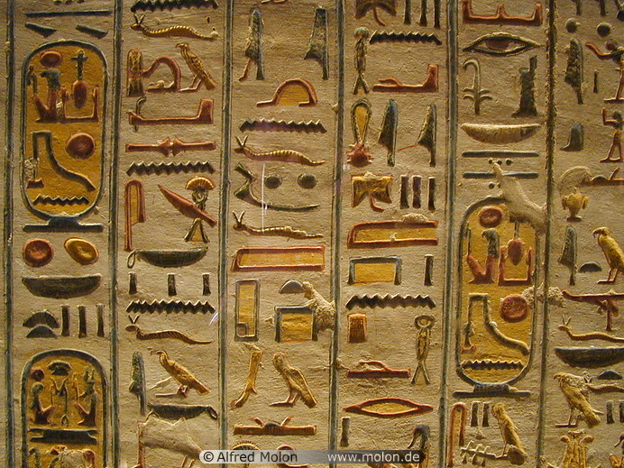 egyptian hieroglyphs and coptic essay Ancient egyptian writing is known as hieroglyphics ancient egyptian writing is known as coptic was the script of the copts, egyptian christians.