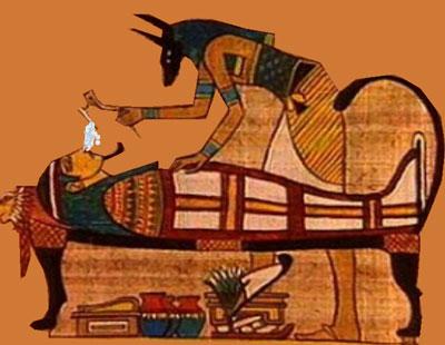 Reincarnation and Mummification   TalesAlongTheWay
