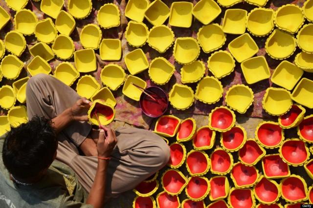 INDIA-FESTIVAL-DIWALI