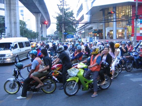Scooters_Bangkok_Nana