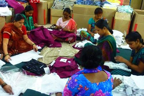 marketplace handwork of india Entrepreneur pushpika freitas talks about her fair-trade catalog business,  marketplace: handwork of india.