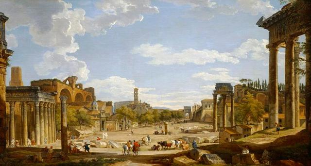 view-of-the-roman-forum-giovanni-paolo-panini