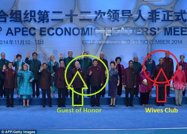 APEC 2014 big