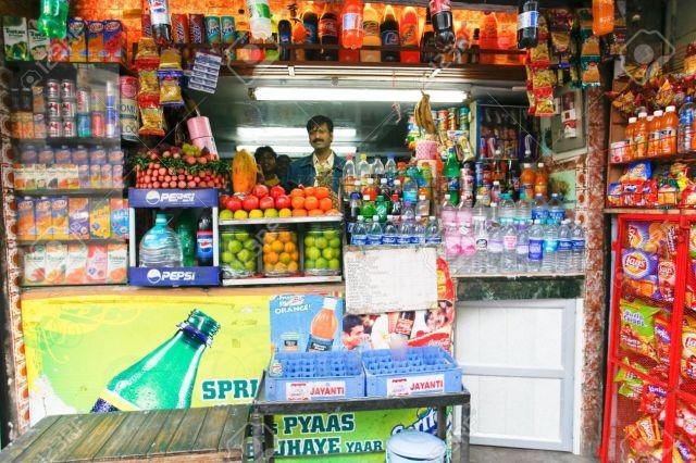 8945365-DELHI-FEBRUARY-26-Juice-stall-owner-selling-fresh-fruit-juices-on-February-26-2008-in-Dehli-India-Fr-Stock-Photo