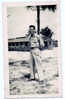Pvt. Smith Camp MacKall