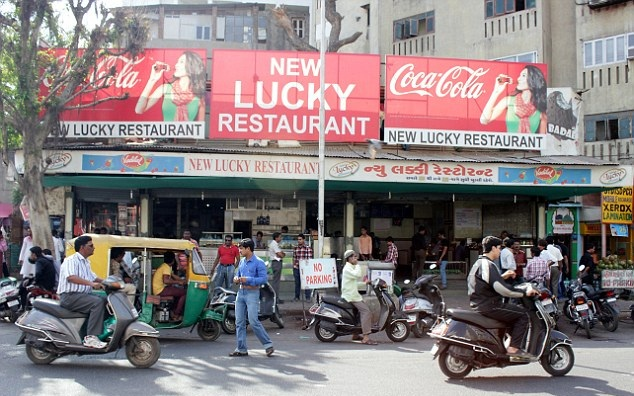 New Lucky Restaurant, Ahmedabad(1)
